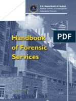 FBI MANUAL Forensics