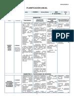 Artes Visuales Planificacion - 8 Basico