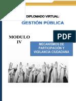 GUIA DIDACTICA 4 - Mec Participacion y Vig Ciudadana Ante Las EP