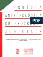 ANTROPOLOGIA - A PERÍCIA ANTROPOLÓGICA EM P´ROCESSOS JUDICIAIS - 12-1-2016.pdf