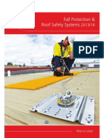 Fall Protection and Roof Safety Systems 2013 14