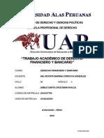 Trabajo Académico de Derecho Finaciero y Bancario
