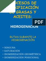 Modificación de Grasas y Aceites 2015