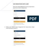 Petunjuk Pencetakan Kartu Ujian