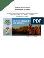 Informe Final Proyecto Fic 2012 Biosalic Uls