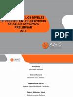 Inflacion Salud 2017 AMIS