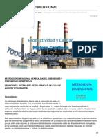 Todoingenieriaindustrial.wordpress.com 26 METROLOGÍA DIMENSIONAL