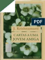 Cartas a uma jovem amiga - Jiddu Krishnamurti.epub