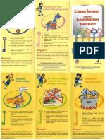 Lima Kunci Keamanan Pangan