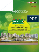 brochure-sushant golf city.pdf