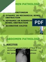 Abdomen Radpathology