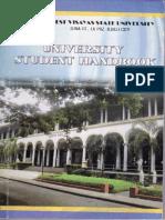 WVSU Student Handbook