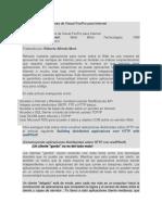 Habilitando Aplicaciones de Visual FoxPro Para Internet