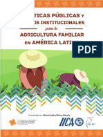 Agricultura Familiar en Los Países Estudiados