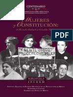 Mujeres y constitución