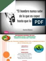 Proyecto Alivinatu Diapositivas Administración