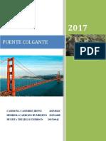 Informe Porticos de Naves i