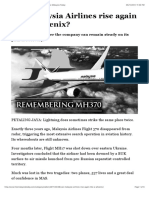 Can Malaysia Airlines rise again like a phoenix? | Free Malaysia Today