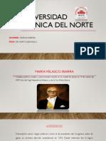 Expresidente Velasco Ibarra