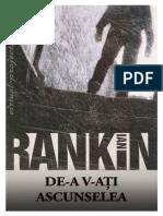 Ian Rankin - De-A v-Ati Ascunselea
