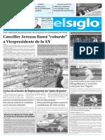 Edicion Impresa El Siglo 06-11-2017