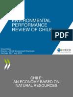 Evaluacion de Desempeno Ambiental de Chile 2016 Sr Simon Upton Director de Medio Ambiente de La OCDE