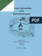 A Deeper Understanding of the Waldorf Kindergarten