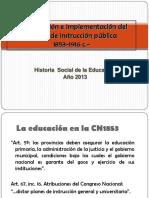 Política Educativa 1880- 1916 (2)