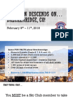 Breck 2018!!