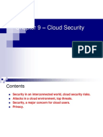 Chapter9_11 Cloud Security