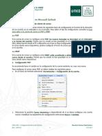 Office365 Configuracion Microsoft Outlook