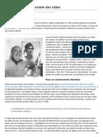 Daniel Guérin à La Croisée Des Luttes (revue ballast)