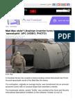 Mad Max Style_ Ukrainian Inventor