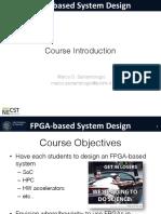 1 FPGAbasedSystemwDesign Intro V0