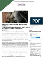DIME QUE TE DUELE Y TE DIRÉ QUE NECESITAS PERDONAR _ Consejos del Conejo.pdf