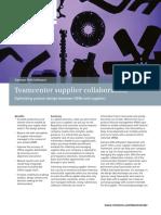 Siemens PLM Teamcenter Supplier Collaboration Fs Tcm1023 230836