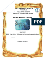 Diagnósticomalécular de Pseudoparatiroidismo ARTÍCULO