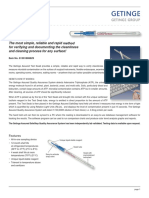 Test Swab Technical Overview and IFU