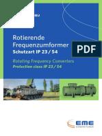 DRU Komplett Produktblatt IP 23-54 DRUDBU 6 Seiten