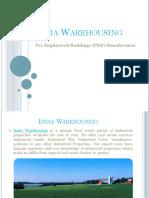 Indiawarehousing Pre Engineered Buildings Peb
