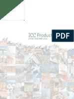 ICC Product Catalog 2013