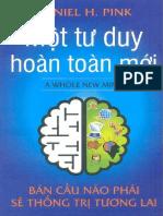 [Downloadsach.com] Mot Tu Duy Hoan Toan Moi - Daniel H. Pink