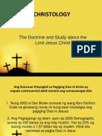 Christology Sunday School(1)