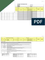 Risk Register Format