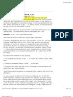 FL Ethics Opinion 73-31