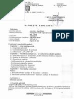 Raportul Procedurii 3p-Semnat