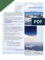 Sejour Le Clou - LeLioran - Nieuwsbrief-Bulletin-Ski Et Randonner 2017_2018