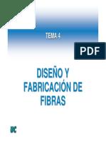 Tema 4 Fabricación n de Fibras