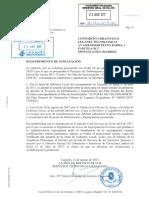 Transparencia en Legatec. Informes