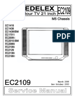 Tedelex Ec2109 Chassis m5 Sm